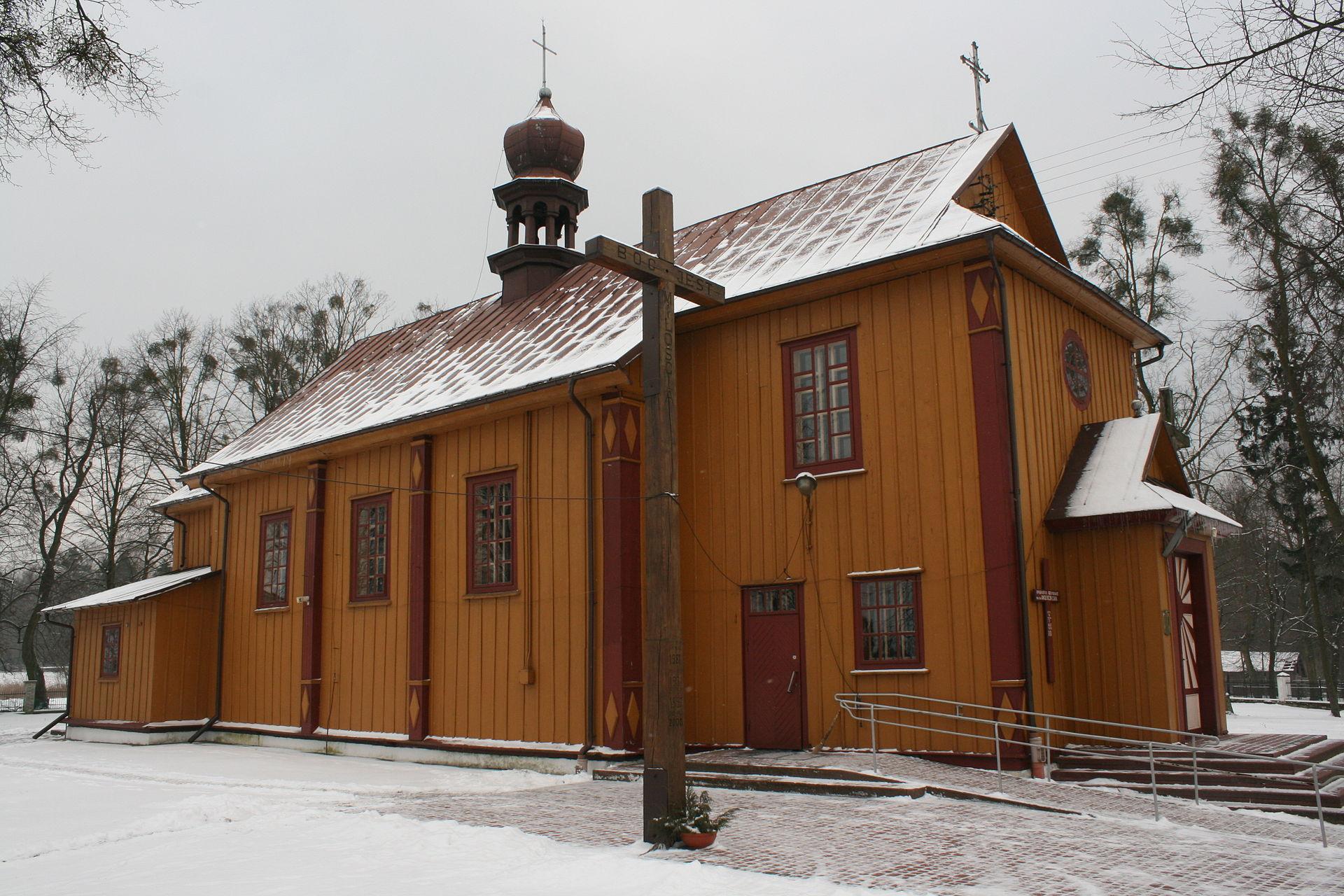 Kościół pw. św. Wojciecha i MB Różańcowej
